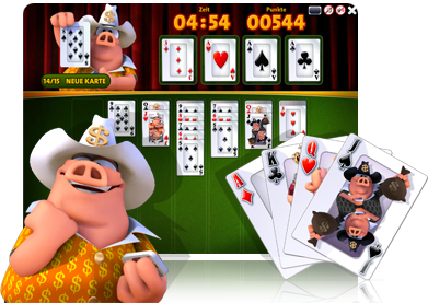 how to win at solitaire online